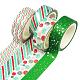 Nastro adesivo decorativo per album fai da te a tema natalizioDIY-CJC0001-12-3