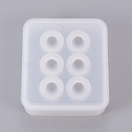 シリコーンビーズ金型DIY-WH0143-27-1