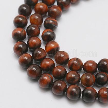 Природных драгоценных камней круглый шарик нитиG-J302-09-6mm-1