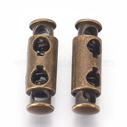 Cerraduras de cuerda de resorte de aleaciónPALLOY-WH0027-07-AB-1