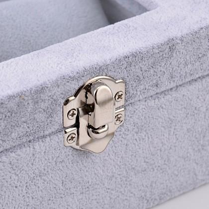 ベロア木製のブレスレット/バングル/時計を表示BDIS-N017-01-1