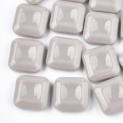 Opaque Acrylic BeadsSACR-S302-07A-1