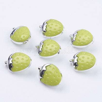 Botones de fresa de plástico ccbX-BUTT-E095-07-1