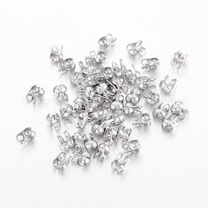 Puntas de cuentas de 304 acero inoxidableX-STAS-H443-26P-1
