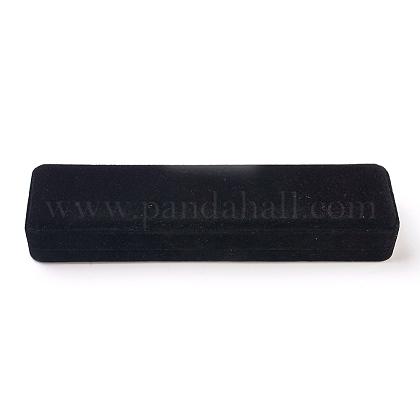 Boîtes de collier de veloursVBOX-L001-01B-1