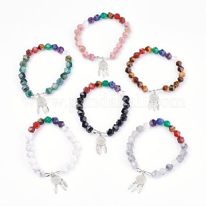 Chakra JewelryBJEW-O162-C-1