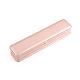 Cajas de regalo del collar de la pulsera de cuero de la puLBOX-L005-H02-1