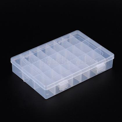 Contenedores de abalorios de plásticoC095Y-1