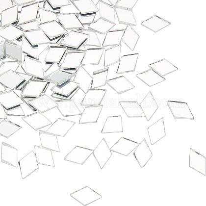 Pandahall 200 шт. алмазная зеркальная мозаикаGLAA-PH0007-53-1