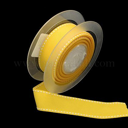 Polyester Grosgrain Ribbon OCOR-Q015-9mm-37-1