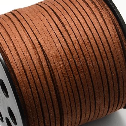 Cuerda de ante imitaciónLW-R007-5mm-1104-1
