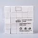 Boîtes d'ensemble de bijoux en plastiqueX-OBOX-G007-03B-3