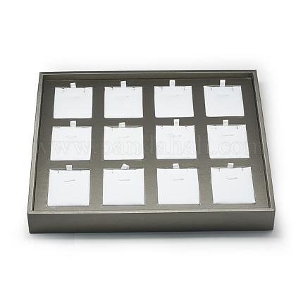 Présentoirs en plastiquePDIS-Q011-01-1
