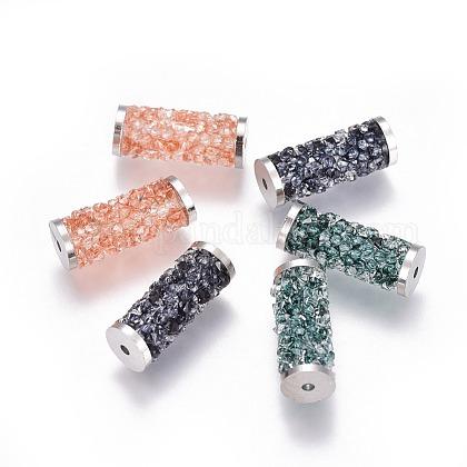 Abalorios del rhinestone de cristalGLAA-G066-A-1