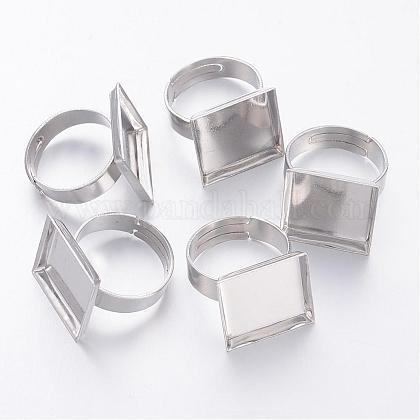 Brass Ring ComponentsKK-J053-P-1