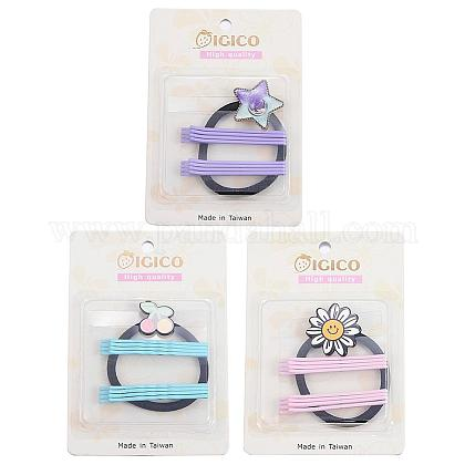Hair Accessories Sets OHAR-G001-03-1