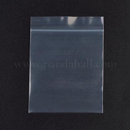 Plastic Zip Lock BagsOPP-G001-B-6x8cm-1