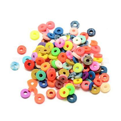 Abalorios de arcilla polimérica hechos a manoCLAY-Q230-31-1
