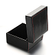 Rectangle PU Leather Jewelry Boxes for WatchCON-M004-09B-4