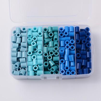 Melty шарики ре DIY hama бисер бисер заправки для детейDIY-X0244-04-B-1