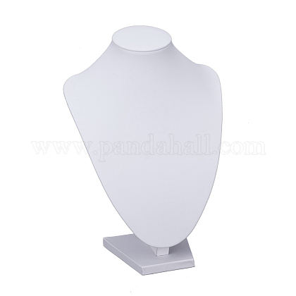 Jewelry Necklace Display BustX-S015-A-1