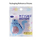 MIYUKI® Delica BeadsX-SEED-J020-DB0214-5