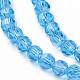Glass Beads StrandsEGLA-J042-4mm-07-3