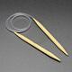 Alambre de goma de bambú circular agujas de tejerTOOL-R056-4.5mm-01-1