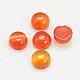 Cabuchones de piedras preciosasG-H1598-FR-4x2mm-M-2