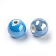 Handmade Porcelain Beads X-PORC-D001-14mm-M-2