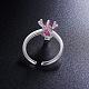 Shegrace® 925 кольцо из стерлингового серебраJR530C-4