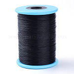Fishing Thread Nylon Wire, Black, 0.4mm; about 1200m/roll