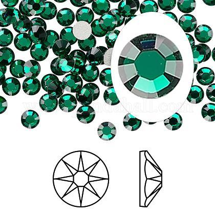 Cabujones de Diamante de imitación cristal austriaco2088-SS30-205(F)-1