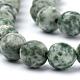 Natural Qinghai Jade Beads StrandsG-Q462-97-6mm-3