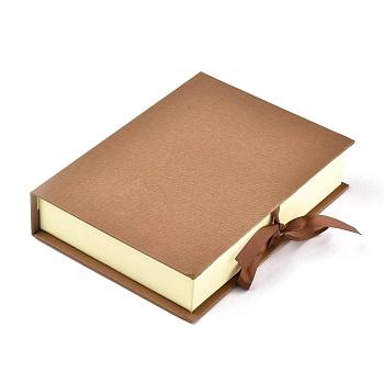 DIYスクラップブック  シーリングワックスシーリングスタンプキット  ワックス印鑑付き  ウッドハンドル溶解スプーン  ワックススティック  キャンドルとギフトボックス  ギフトカード封筒の手紙を飾るために  砂茶色  箱:18.9x13.9x4.2センチメートル
