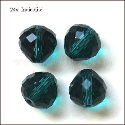 Imitation Austrian Crystal BeadsSWAR-F067-8mm-24-1