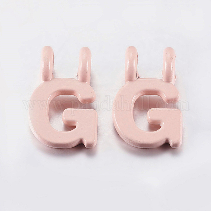 Alloy Pendants PALLOY-F199-01G-1