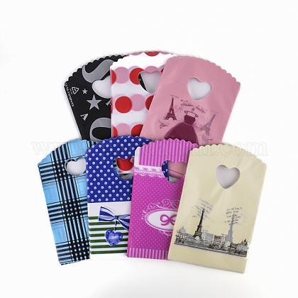 Sacs en plastique imprimésPE-T001-18x25cm-M-1