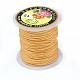 Cuerda metálica redondaMCOR-L001-1mm-23-2