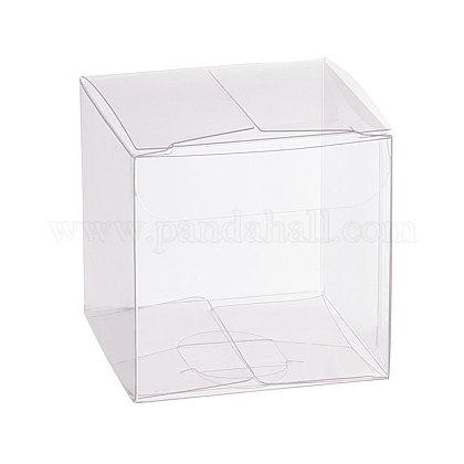 Emballage en plastique transparent de cadeau de boîte de PVCCON-WH0060-02A-1