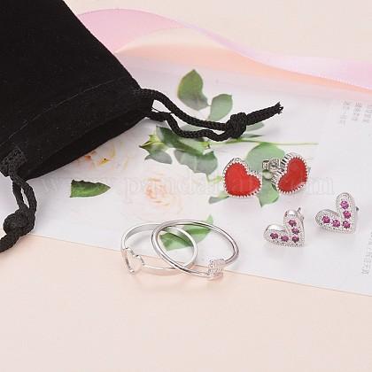 Juegos de joyas para el día de san valentínSJEW-X0010-01P-1