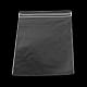 Sacs rectangulaires en PVC à fermeture à glissièreOPP-R005-11x16-1