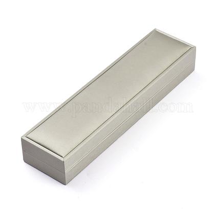 Cajas de plástico de la joyaLBOX-L004-E04-1