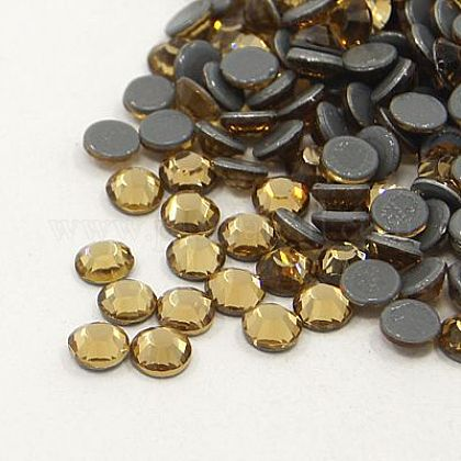Vidrio de hotfix Diamante de imitaciónRGLA-A019-SS8-246-1