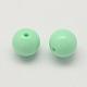 Bolas bubblegum redondos de acrílico opacoSACR-Q100-18mm-M091-2