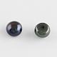Perlas de agua dulce cultivadas naturales de grado aaaPEAR-R008-11~12mm-04-1