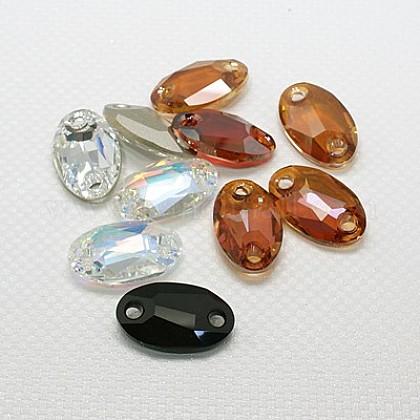 Austrian Crystal ComponentsSWAR-F003-17x28mm-M-1