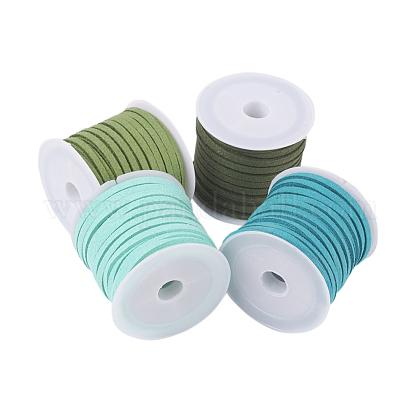 3mm cordón de gamuza sintéticaLW-JP0003-22-1