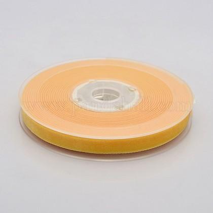 Ruban de velours en polyester pour emballage de cadeaux et décoration de festivalSRIB-M001-10mm-660-1