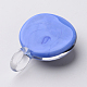 Box-packed Handmade Dichroic Glass PendantsDICH-X039-01-3